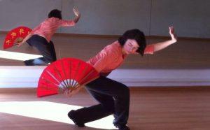 Tai Chi Chuan con Abanico